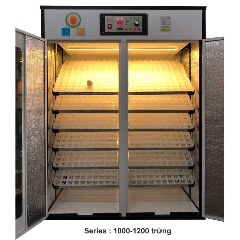 Máy ấp trứng 1000 trứng LAMINAR-S1000