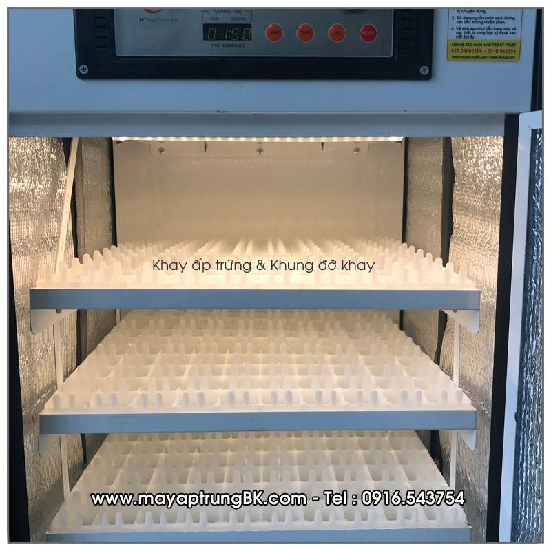 Máy ấp trứng 300 trứng LAMINAR-S300